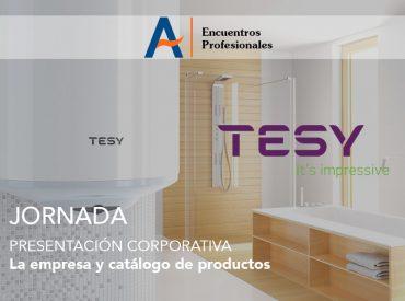 El próximo 31 de mayo tendrá lugar la presentación técnica de producto de TESY en la sede de Agremia (Asociación del Sector de las Instalaciones y la Energía), en la calle Antracita nº7, 2ª planta, de Madrid. ¿Quieres saber por qué no deberías perdértela? Sigue leyendo… TESY: Un pequeño adelanto sobre la empresa TESY es […]