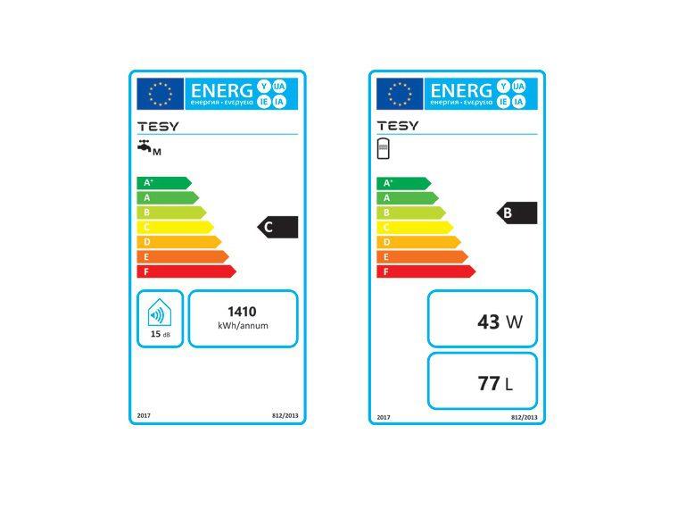 Etiqueta Energética, garantía de eficiencia