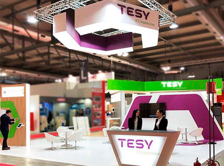 TESY participará en los eventos más importantes del sector calefacción y agua caliente en 2018