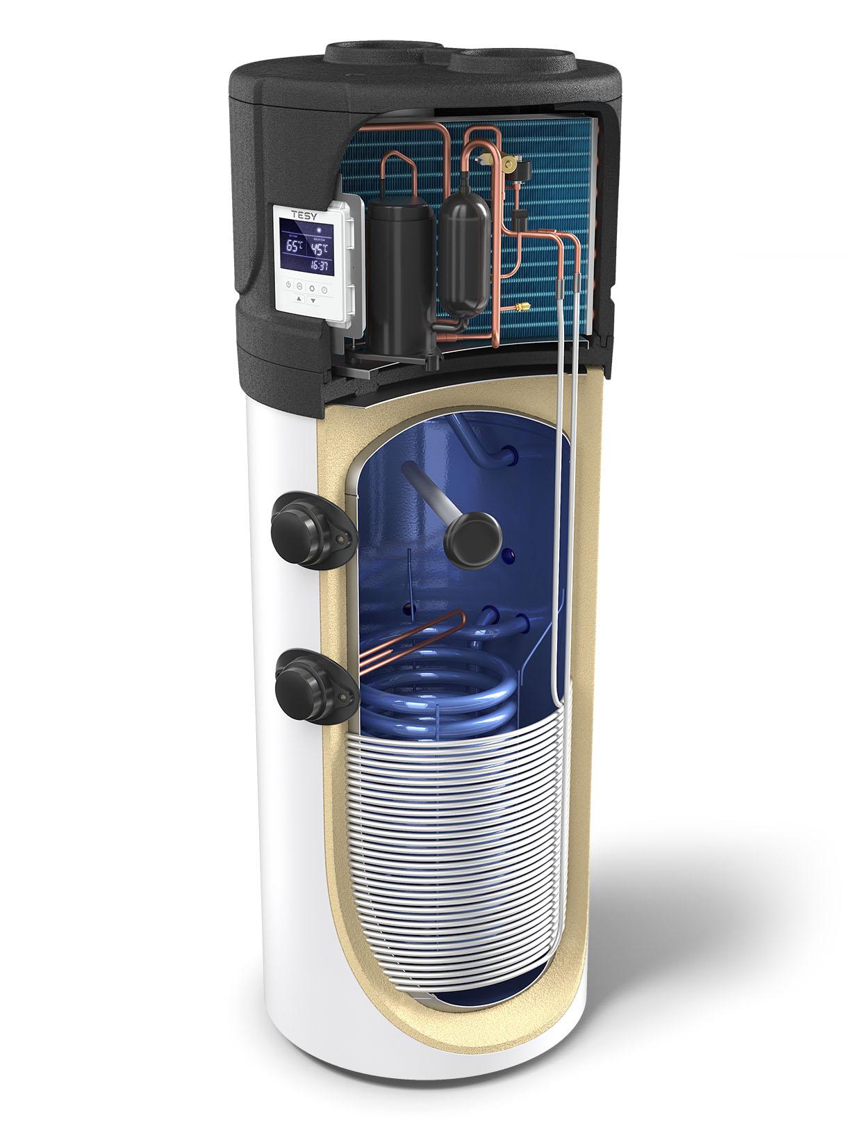 interior bomba aquathermica