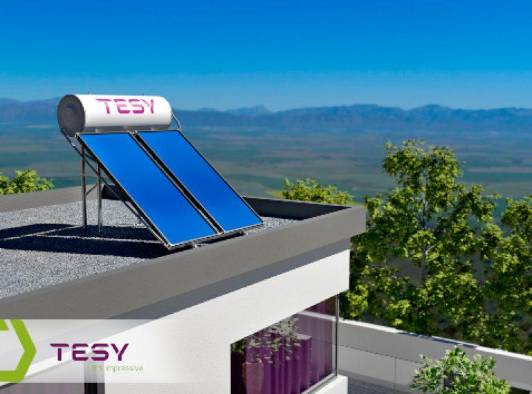 ¿Sabes qué es la energía solar térmica? Te contamos cómo utilizar la energía solar para producir agua caliente.