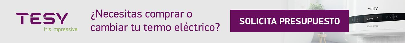 comprar termo eléctrico