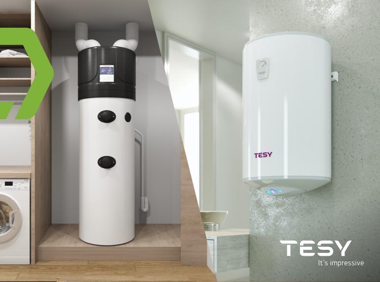 Termo de agua eléctrico: Diferencias y ventajas con una bomba de calor